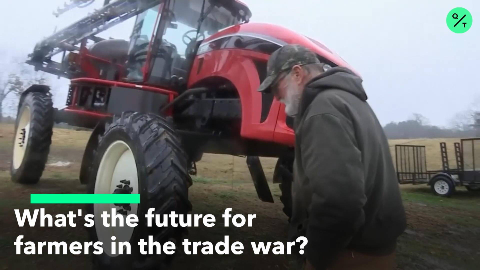 Farmers on the Trade War