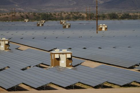First Solar Latest Casualty in Renewable Energy Shakeout