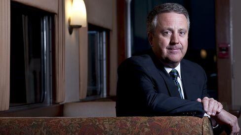 BNSF Chairman Matt Rose