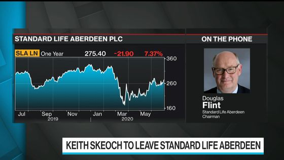 Standard Life CEO Keith Skeoch to Stand Down