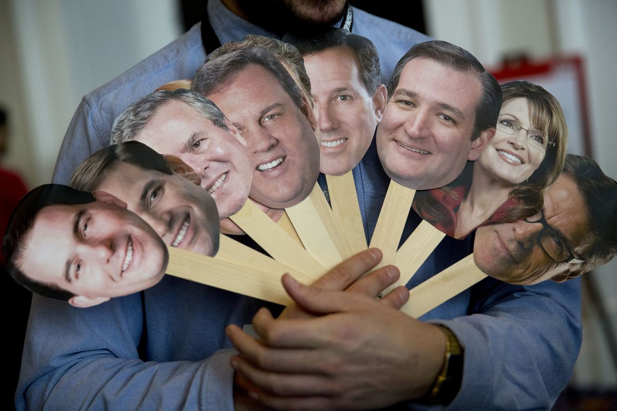 The 7 GOP Long Shots Who Still Have a Chance