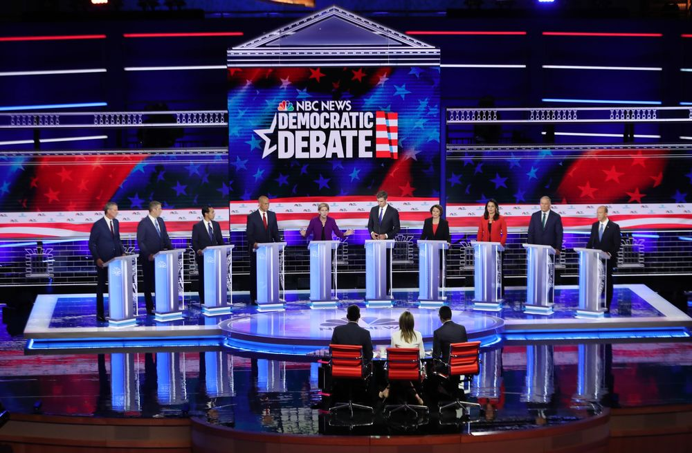 First Debate Was the Most-Watched TV Program of the Night