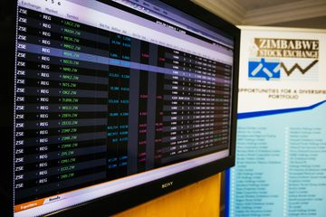 Zimbabwe to List Bond on Local Bourse for First Time in 20 Years