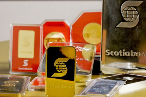 Scotiabank Drops 348-Year-Old Mocatta Name in Metals Unit Revamp