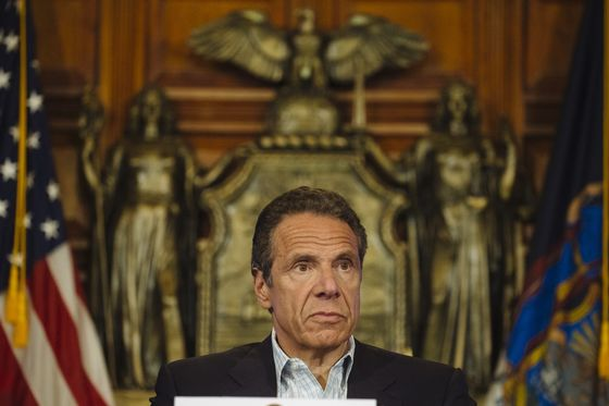 Former Cuomo Aide Details Sexual Harassment Allegations