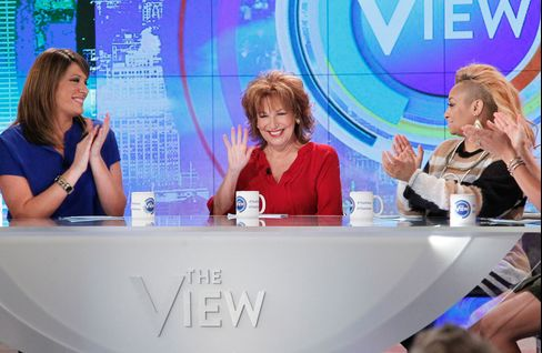 Joy Behar returned for the 19th season of ABC's The View.