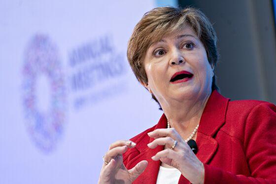 Georgieva Hires Attorney Breuer for Defense on World Bank Probe