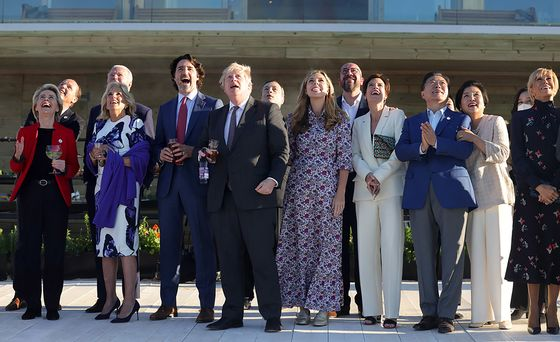 Summit Wraps Up With Covid, China, Climate Takeaways: G-7 Update
