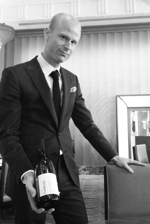 Rodriguez, restaurant director at Fera at Claridge's, has been part of Wine Bantz from the start.