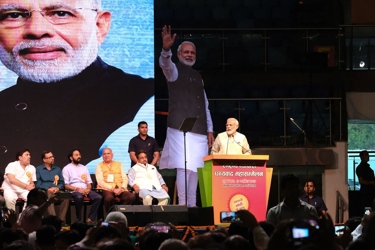 India's Farmers Aren't Happy With Modi. Many Will Vote For Him Regardless
