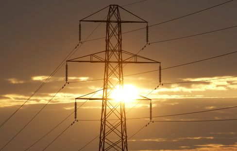 National Grid fell as much as 11 percent