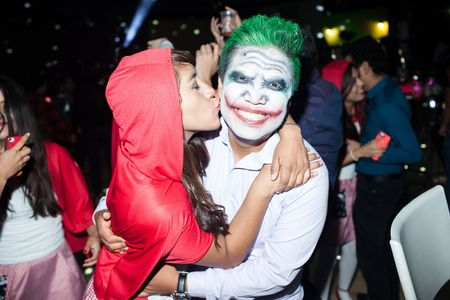 Adriana and Roberto |Happy Halloween Oaxaca | 10/30, 11:06 PM