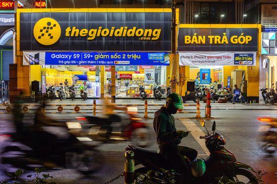 How a Street Vendor's Son Became One of Vietnam's Top Tycoons