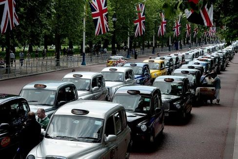 Cabsplaining: A London Black Car Driver on the Uber Protest
