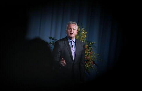General Electric CEO Jeffrey Immelt