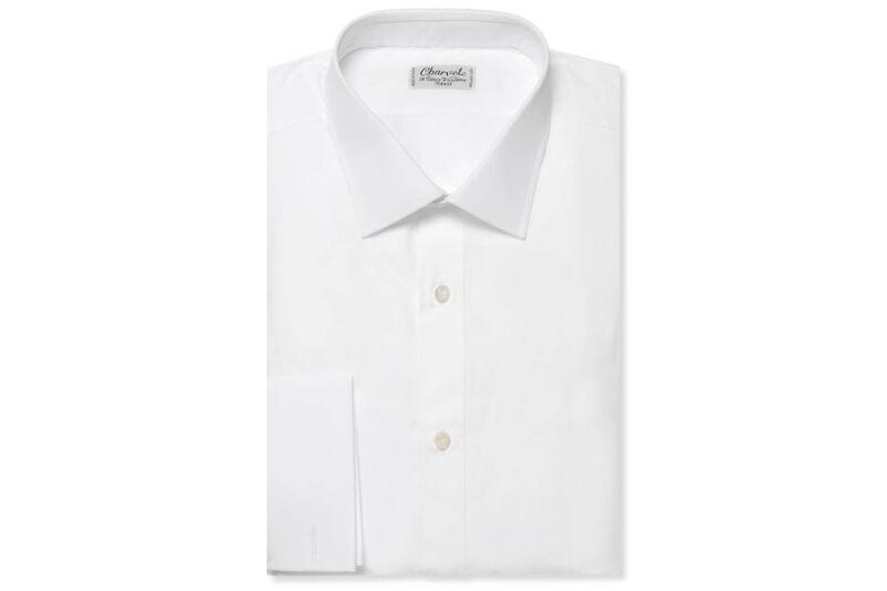The Best White Dress Shirts for Men - Bloomberg