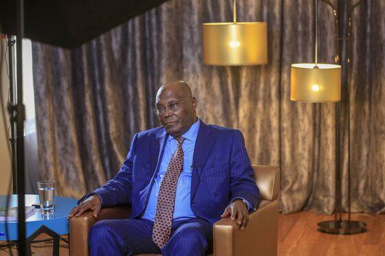 Nigeria Says Abubakar Faces Questions Over Bank Collapse