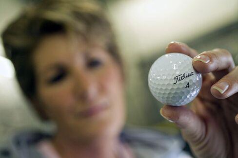 Adidas, Blackstone Among Bidders for Fortune's Golf Unit