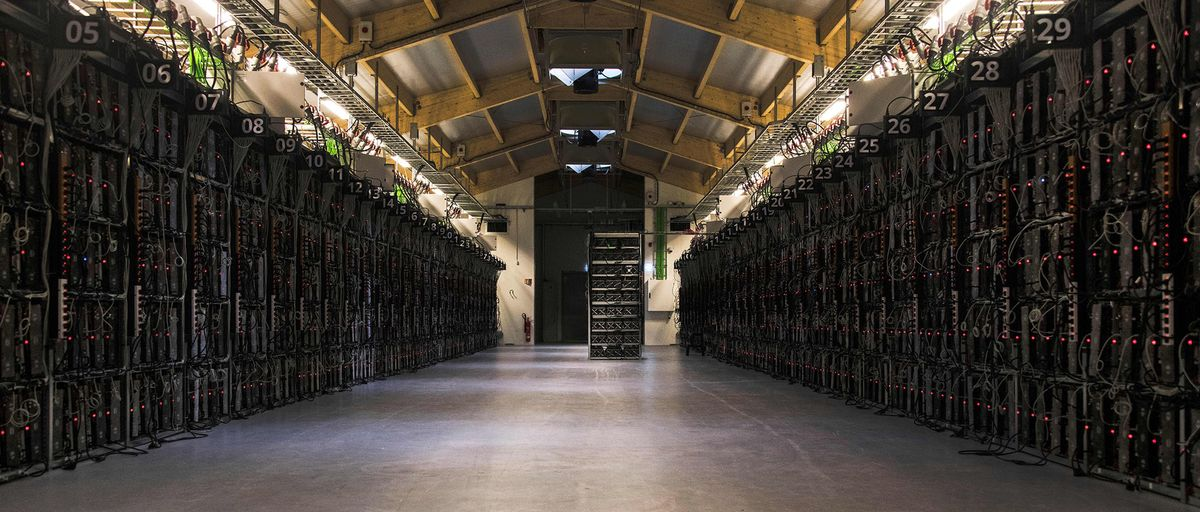 Extreme Bitcoin Mining Aids an Unexpected Revolution in Iceland