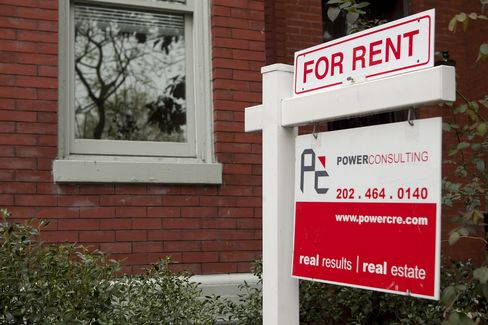 Ellington Joins Race to Buy Rental Homes as Recovery Accelerates