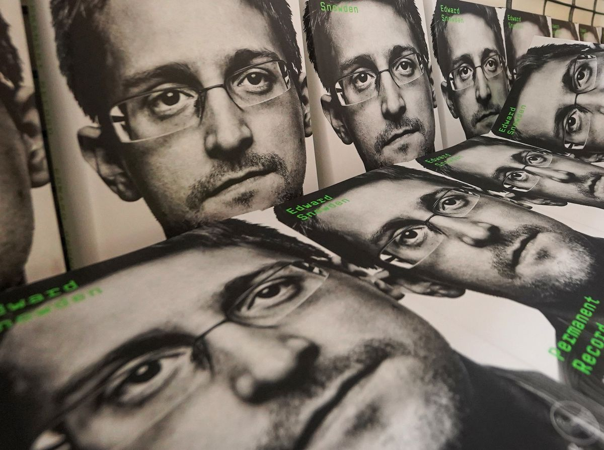 bloomberg.com - David Yaffe-Bellany - Snowden Ordered by Judge to Surrender Book Profits to U.S.