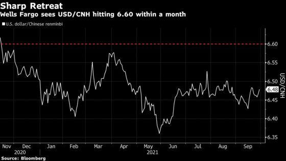 Whatever Happens to Evergrande, Nobody Wants to Short the Yuan