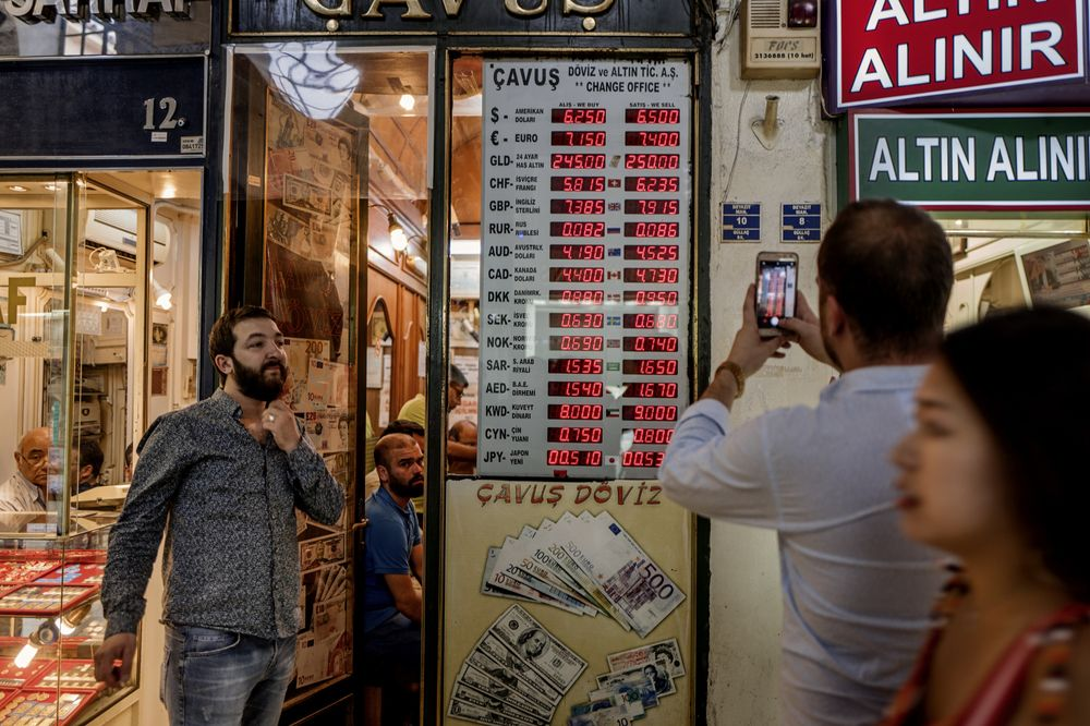 How Turkey Created A Debt Crisis Bloomberg