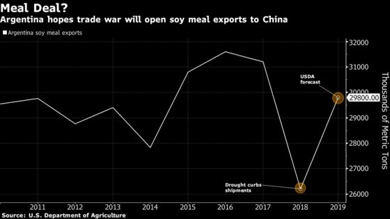 How U.S. Soybeans Can Skirt Trade-War Tariffs to End Up in China
