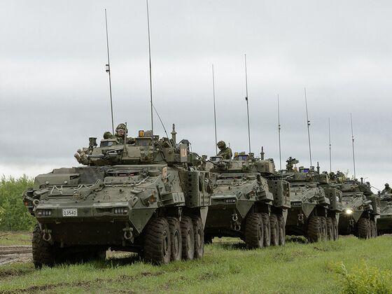 General Dynamics Warns Trudeau Over Exit Penalties in Saudi Deal