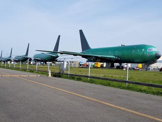 Boeing's Tardy $44.3 Billion Tanker Nears Milestone After Spat