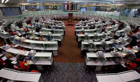 Hong Kong Bourse Should Lose Monopoly If It Wins LME