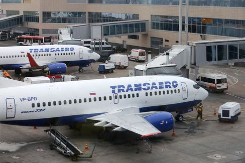 Transaero Russia's Second Largest Airline