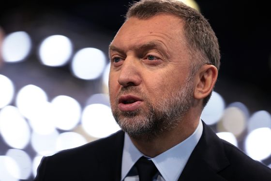 Tycoon Deripaska Weighs Moving Sanctioned Companies to Russia