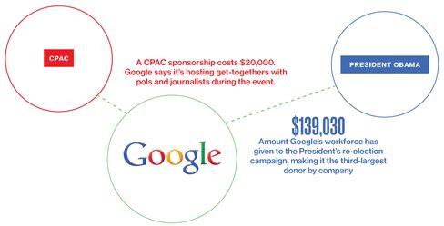 Google's Republican Outreach
