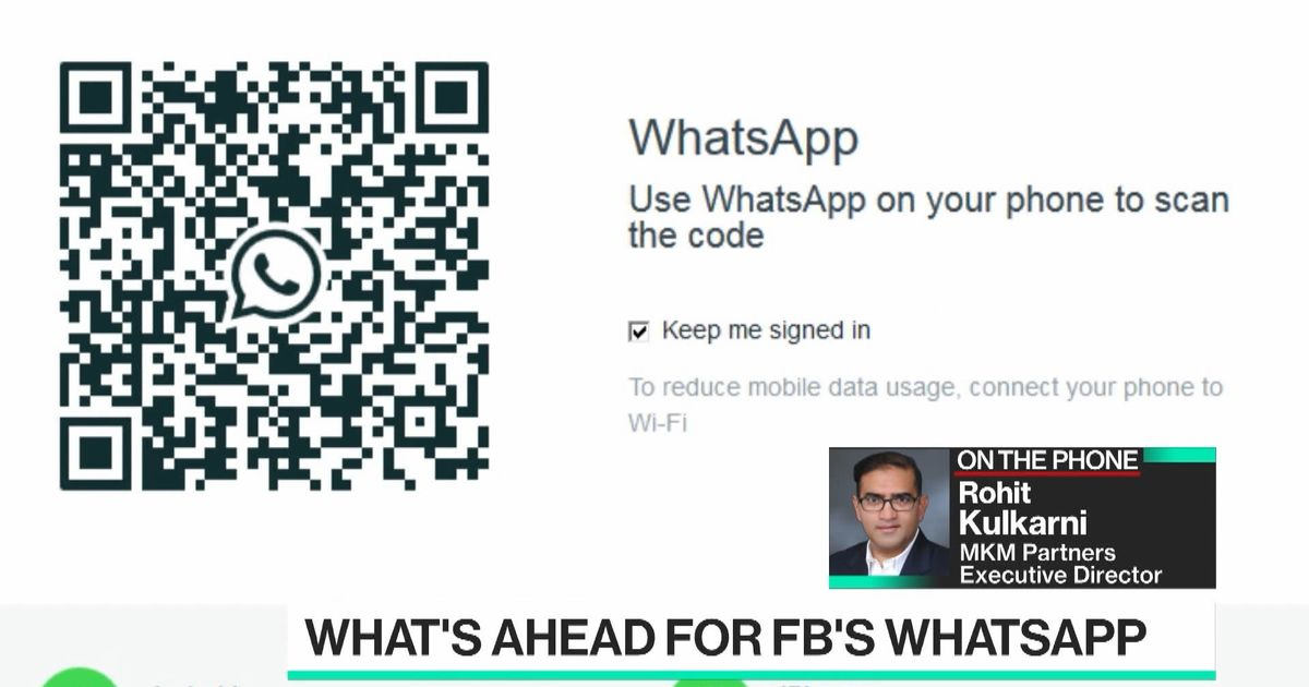Facebook May Monetize WhatsApp
