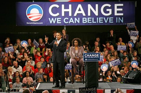In 2008, Barack Obama's team chose Gotham as the official typeface of the campaign and used it to spell out the word HOPE on its iconic posters