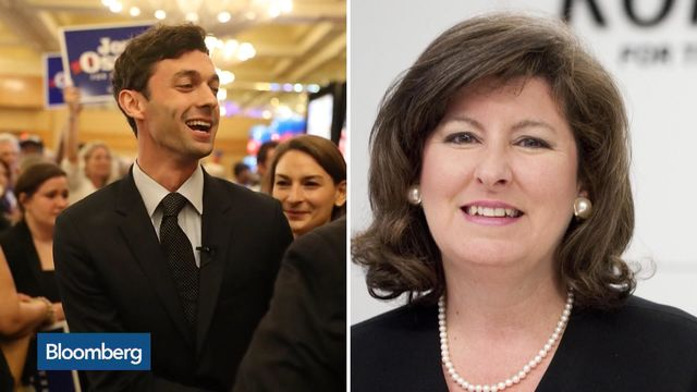 Jon Ossoff Received Just 14% in Individual Contributions From Georgia