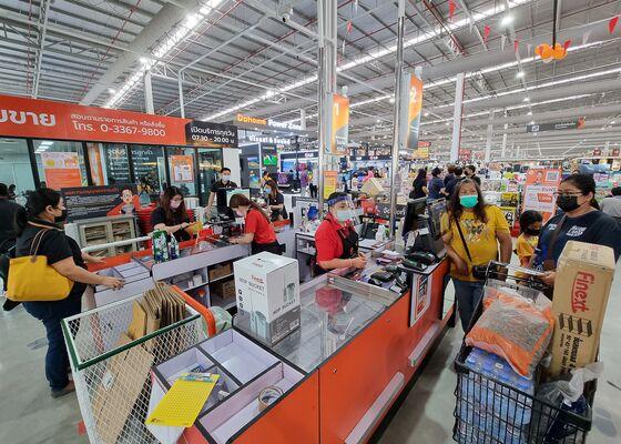 Demand for Covid DIY Works Makes Thai Retailer a Billionaire