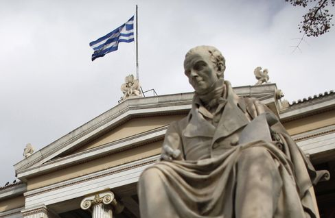 Third Point Starting Greek-Focused Hedge Fund on Recovery Bet
