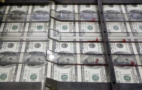 Dollar Loses Hedge Fund Bulls as Risk Drops Among G-10 Nations