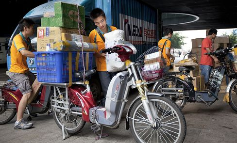 E-Bike Boom Hits Lead on Chinese Recycled Batteries