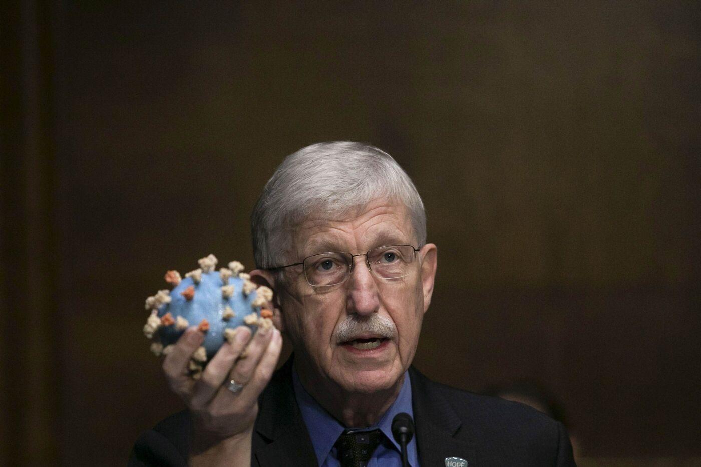 odnosi się do 18 miliardów dolarów Sprintu za szczepionkę w ramach operacji Inside Operation Warp Speed