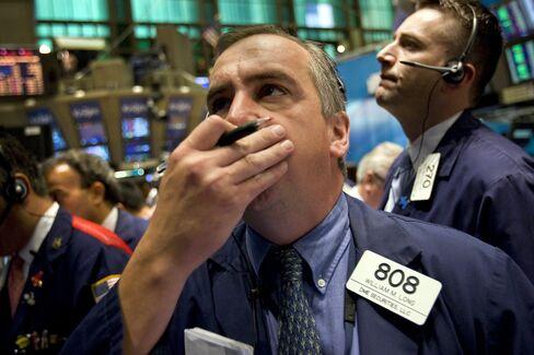 VIX Tops 46, Global Volatility Soars
