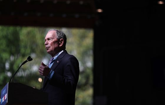 Michael Bloomberg Releases More Health Details and Asks Same of Bernie Sanders