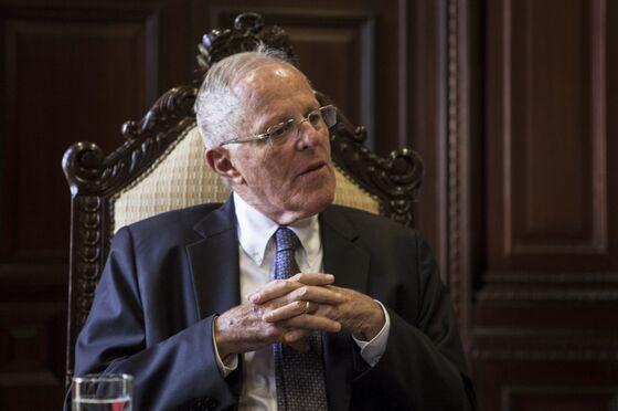 Peru Probes Ex-President Kuczynski for Alleged Vote Buying