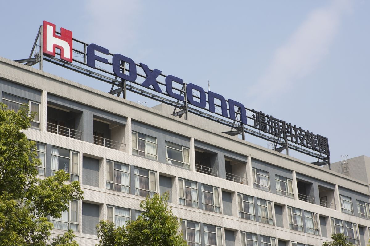 Foxconn May Be About to Prove Elon Musk Wrong