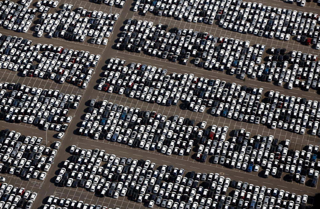 Trump Receives Report on U.S. Security Threat of Auto Imports
