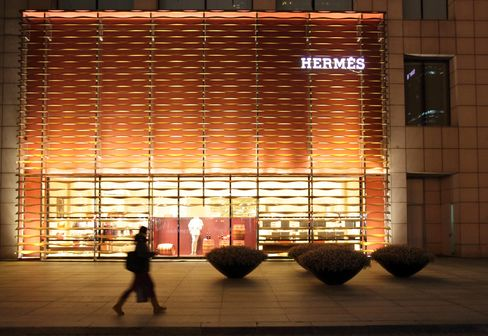 Hermes Says 2012 Profitability at Record as Sales Rise 23%