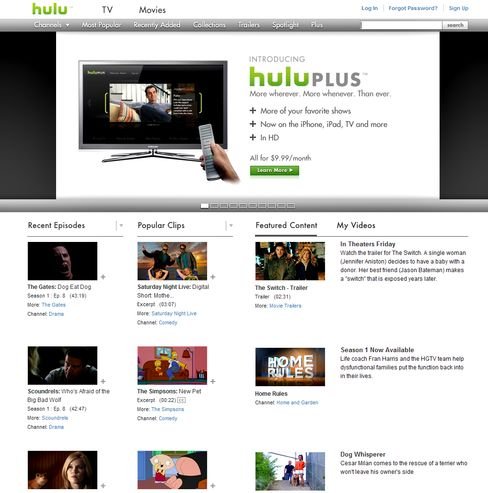 Hulu Said to Meet With Potential Buyers