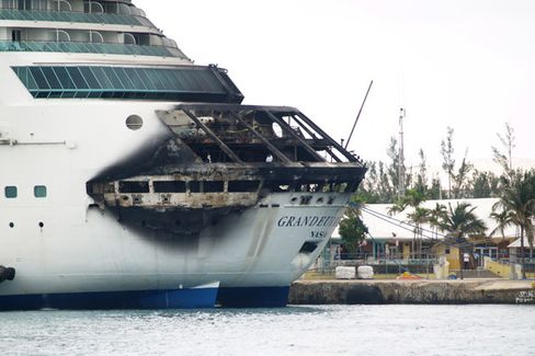 Yet Another Cruise Ship Fire: Well, That???s Not Good